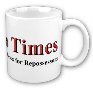Repossession Service Coffee Cup