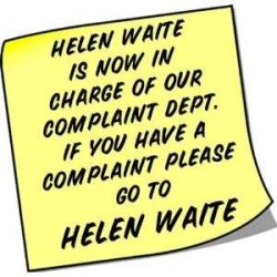 Repossession Service Complaints